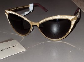 Sonnenbrille 24 Kt Gold