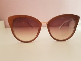 Reserved Oval Sunglasses bronze-colored-gold-colored
