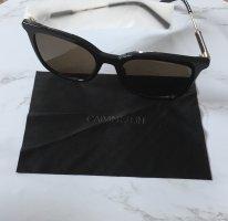 Calvin Klein Butterfly bril zwart-goud