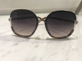 Jessica Simpson Gafas de sol cuadradas multicolor