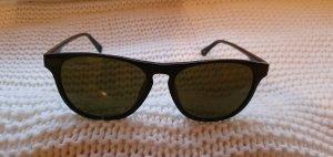 Gstar Kwadratowe okulary przeciwsłoneczne czarny