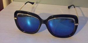Colloseum Okulary niebieski-czarny