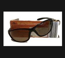 Crane Angular Shaped Sunglasses black