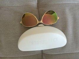 Bijou Brigitte Aviator Glasses gold-colored