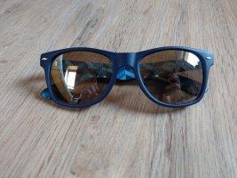 C&A Gafas de sol cuadradas azul neón-azul