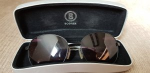 Bogner Oval Sunglasses dark grey