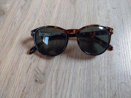 Angular Shaped Sunglasses brown