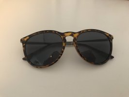 Asos Oval Sunglasses multicolored
