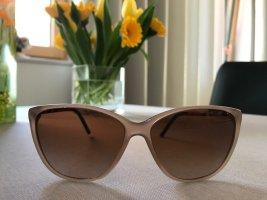 Burberry Lunettes marron clair