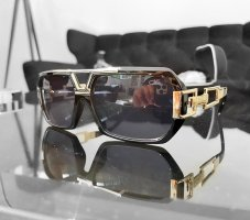 Cazal Angular Shaped Sunglasses multicolored