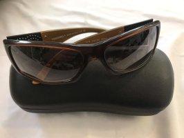 Chanel Oval Sunglasses multicolored