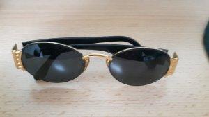 Fendi Occhiale nero-oro