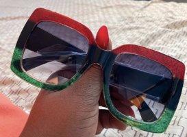 keine Gafas de sol cuadradas multicolor