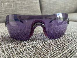 Dior Retro Glasses dark violet