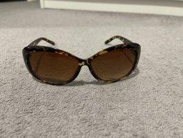 Okulary brąz-brązowy
