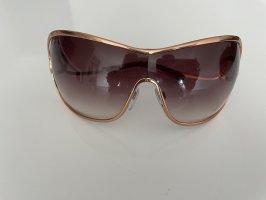 Bvlgari Gafas color oro-color rosa dorado