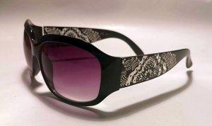 Sonnenbrille Farbverlauf mit Paisleydekor