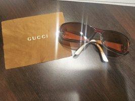 Gucci Lunettes brun