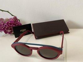 Fendi Gafas púrpura-azul oscuro