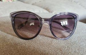 Furla Gafas gris oscuro-lila grisáceo
