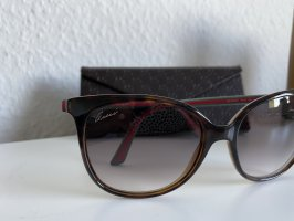 Gucci Butterfly Glasses black brown