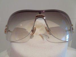 Gucci Retro Glasses sand brown