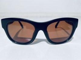 Sonnenbrille im Wayfarer-Stil von Marc by Marc Jacobs schwarz-braun