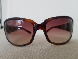 Oliver Peoples Occhiale da sole ovale multicolore