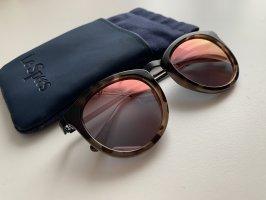Le Specs Okrągłe okulary przeciwsłoneczne Wielokolorowy