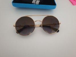 Love Moschino Round Sunglasses multicolored