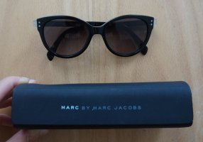 Marc by Marc Jacobs Butterfly bril zwart Glas