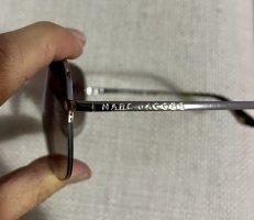 Sonnenbrille Marc Jacobs Silber mit Verlauf