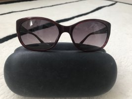 Marc O'Polo Gafas de sol ovaladas rojo oscuro