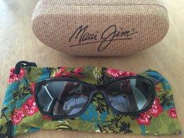 Maui Jim Lunettes de soleil ovales noir