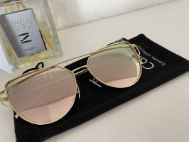 Butterfly Glasses gold-colored-rose-gold-coloured