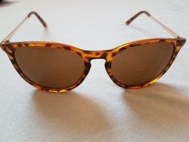 Tao Lunettes de soleil ovales noir-brun