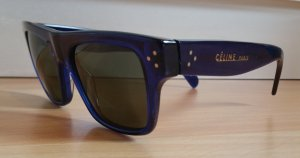 Celine Sunglasses blue synthetic material