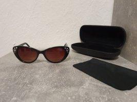 s.Oliver WOMEN Okulary retro czarny