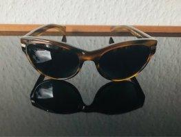 Oliver Peoples Gafas marrón oscuro acetato