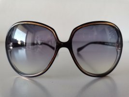 Oliver Peoples Gafas azul oscuro-color oro