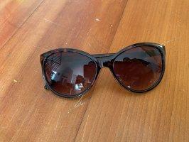 Oscar de la renta Gafas de sol ovaladas marrón oscuro-marrón