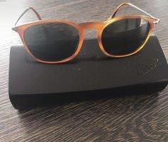 Persol Oval Sunglasses brown