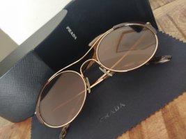 Prada Okrągłe okulary przeciwsłoneczne Wielokolorowy
