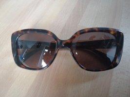 Sonnenbrille Ralph Lauren Neu Geschenk Braun oversized eckig Retro