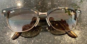 Sonnenbrille Ray Ban, clubmaster Cathy, Havanna-Braun, selten!