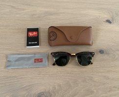 Rayban Gafas de sol cuadradas marrón-negro