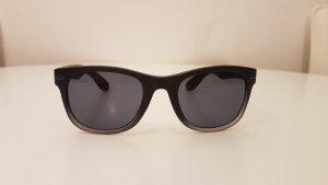 s.Oliver Hoekige zonnebril zwart