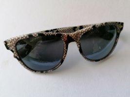 Sonnenbrille, Schlangenmuster, Schlange, wie Rayban, Wayfarer