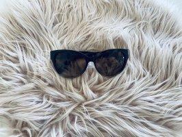 Michael Kors Occhiale a farfalla nero-marrone-nero