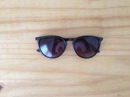 Pilotenbril zwart